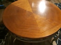 round  wooden coffee table Barrie, L4N 2T2