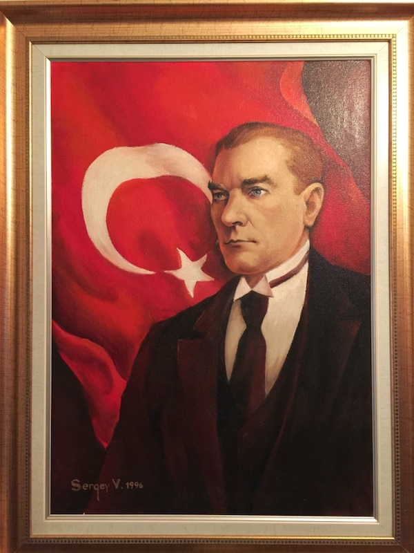 The Best Ataturk Resmi Boyamasy Ikoku