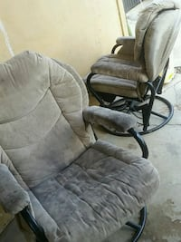 Recliner chairs $75