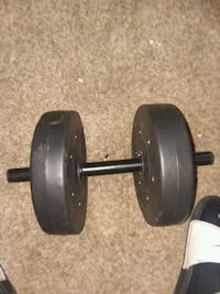 15 pound hand weights Bel Alton, 20611