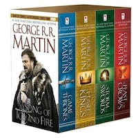 Game of throne books Pickering, L1V