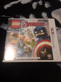 Lego Marvel Avengers for 3ds