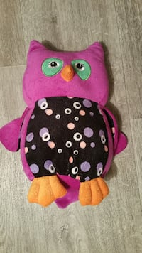 Owl Stuffed Toy Quinte West