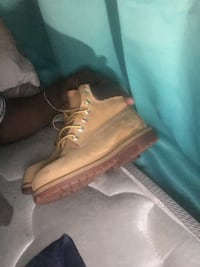 Kids timberlands size12