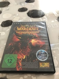 World Of WarCraft Cataclysm Spiel-DvD 7143 km