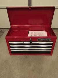 Craftsman 6-Drawer Tool Chest Rockville