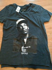 Womens Large Snoop Dog Shirt New with tags London