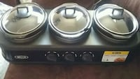 Three Dish Slow cooker  Los Angeles, 90022
