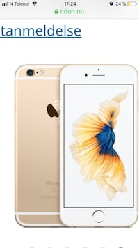 iPhone 6s 32GB Hareid kommune, 6060