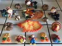 Thanksgiving and Fall Decorations San Jose, 95123