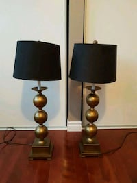 Two lamps for Sale Vaughan, L4J