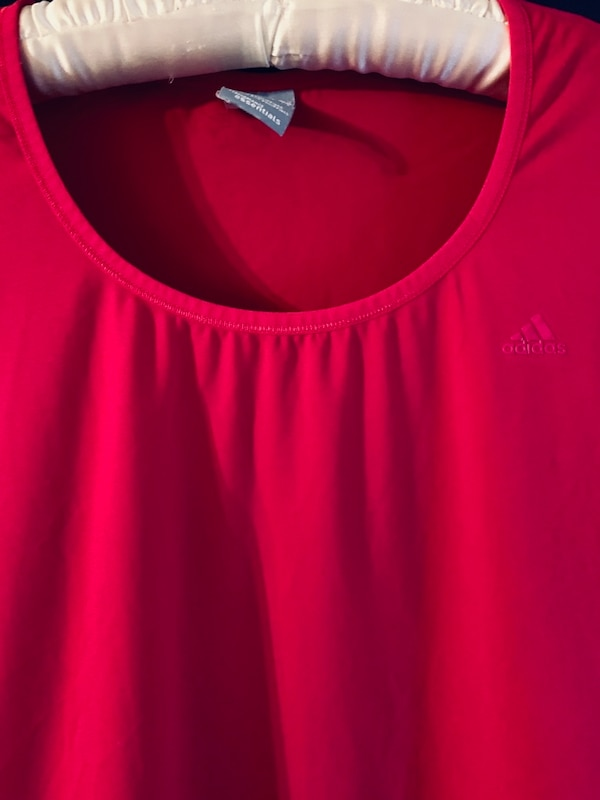 Wmns adidas athletic tee 1