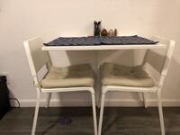 Floating IKEA table w/chairs  Los Angeles, 90038