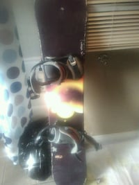 I have a snowboard forsale.