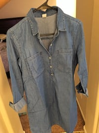 Women's Old Navy Jean Dress Sz Med Brand New!!! Las Vegas, 89129