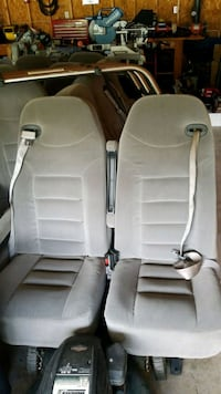High back truck or van seats Baltimore, 21220
