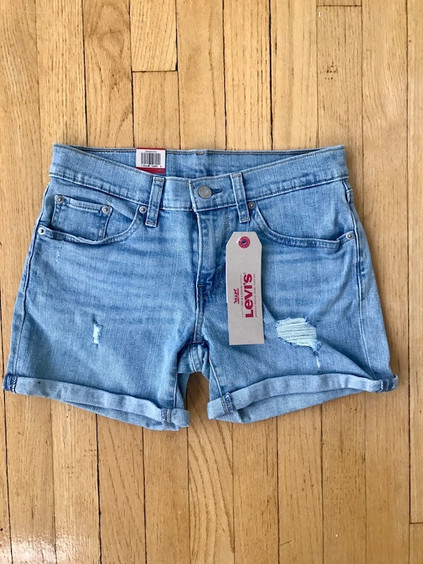 be459a9e Used Women's Levi Shorts for sale in West Hartford - letgo