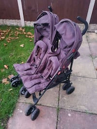 baby's black and gray stroller South Yorkshire, S65 1LZ