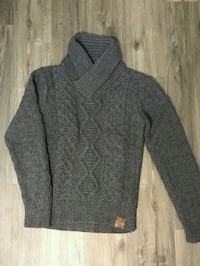Tazzio knit shawl sweater  Hamilton, L8P
