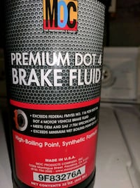 Premium Dot 4 Brake Fliud Silver Spring, 20906