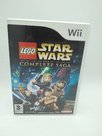 LEGO STAR WARS THE COMPLETE SAGA NINTENDO WII Madrid