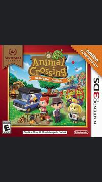 Nintendo:Animal Crossing: New Leaf Welcome amiibo - 3DS [Digital Code] Baltimore, 21202