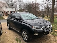 Lexus - RX - 2015 Cheverly, 20785