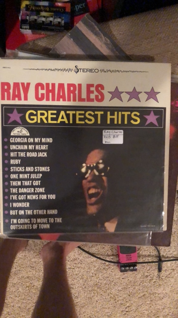 Used album ray charles for sale in Chattanooga - letgo