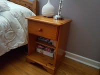 Bedside table  Toronto, M3H