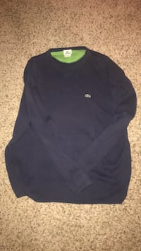 Lacoste Sweater - Navy