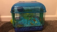 blue and green pet cage Dearborn Heights, 48127