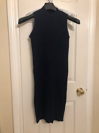 Brand new Topshop knitted deep blue dress 多伦多, M8Y 4H5