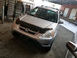 2005 Honda CRV Special Edition AT