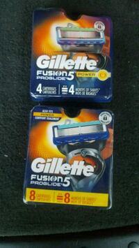 Gillette Fusion 5 shaver in pack London, N6E 1A2