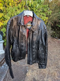 Motocikle leather jacket
