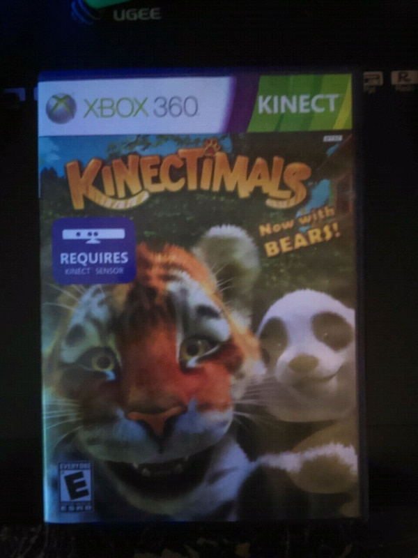 Kinectimals for XBOX 360