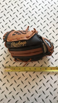 Kids Baseball Mitt 9.5""