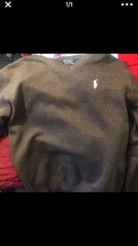 POLO RL SWEATER  45 km
