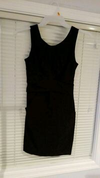 Black dress sz 5 Upper Marlboro, 20772