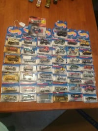 46 vintage hotwheels late 90s Gloucester, 23061