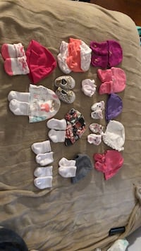 Baby's assorted color socks Temple Hills, 20748