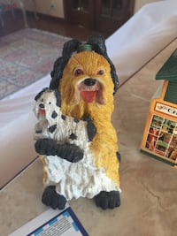 brown and black dog plush toy Mequon