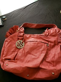 orange and black leather jacket Kingston, 73439