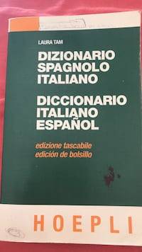 Italiano Espanol book