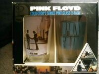 Pink Floyd collector's series pint glass 2-pack Lubbock, 79414