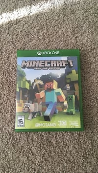 Minecraft xbox one game Manchester township, 17404