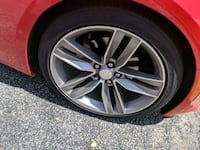 Tires and Rims set 2018 Camaro RS size 20 Prince William County