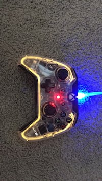 After glow Xbox one controller  Salem, 97317