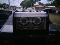 Dual Car speakers  Orlando, 32839