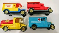 Readers Digest Collectable Trucks, 4 Total Port Dover, N0A 1N6
